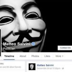 Anonymous vs Salvini, leak di oltre 70.000 email