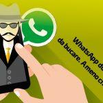 WhatsApp duro da bucare. A meno che...