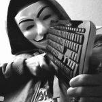 Anonymous calo attacchi del 95% dal 2015