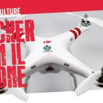 Hacker con il drone
