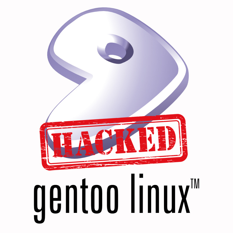 Gentoo Linux Hacked
