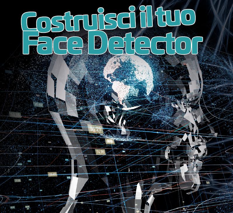 Face detector fai-da-te