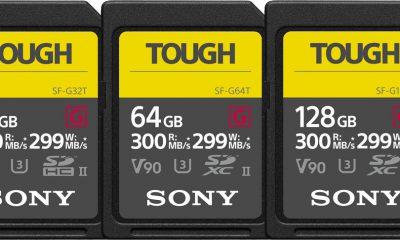 Le schede SD indistruttibili di Sony