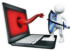 Installa un antivirus