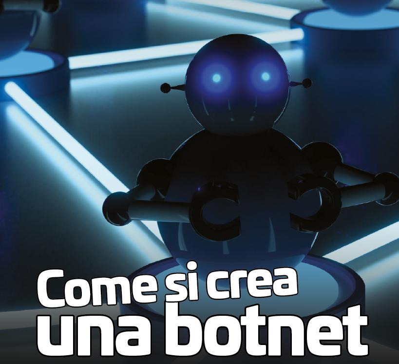 Realizzare una botnet