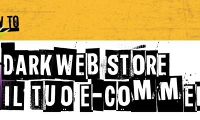 Uno store nel Dark Web