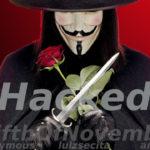 Anonymous Italia : Ricorda il 5 Novembre - Hackerati Istituzioni , Partiti e CNR