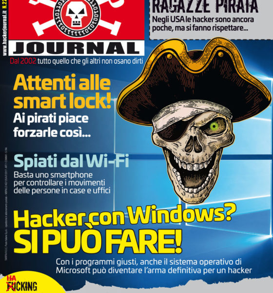 Copertina Hacker Journal 227