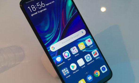 Il nuovo Huawei P Smart 2019