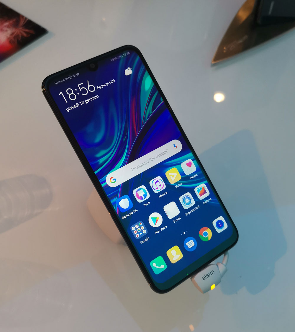 Il nuovo Huawei P Smart 2019
