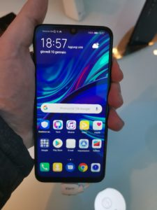 Primo contatto con P Smart 2019