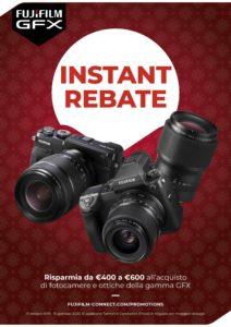 Istant Rebate Fujifilm