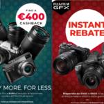 Promo Fujifilm: rimborsi e sconti fino al 15 gennaio 2020