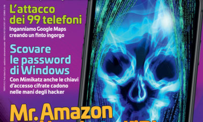Copertina Hacker Journal 242
