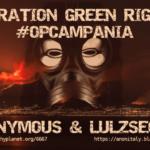 Anonymous Italia lancia #OpCampania per disastro ambientale