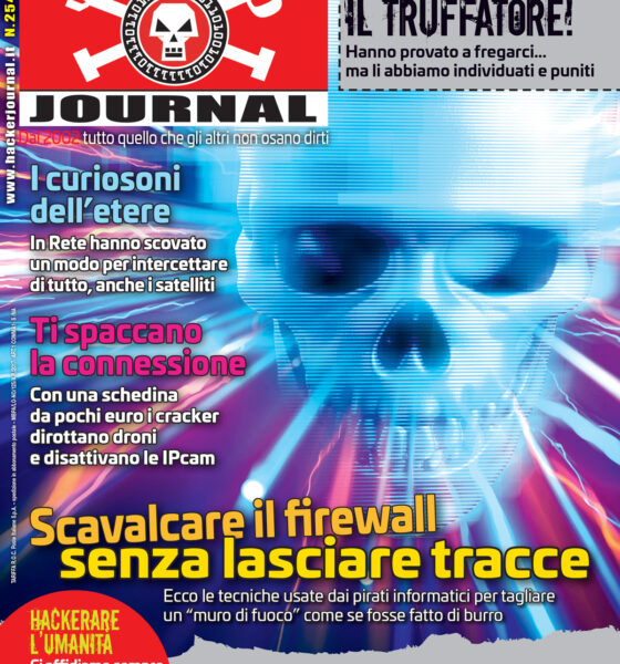 Copertina Hacker Journal 254